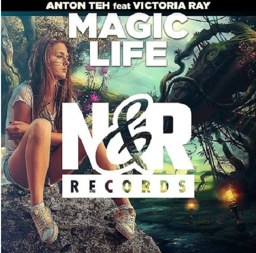 Anton Teh, Victoria RAY - Magic Life (Original Mix)